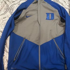 Duke nike dri fit jacket